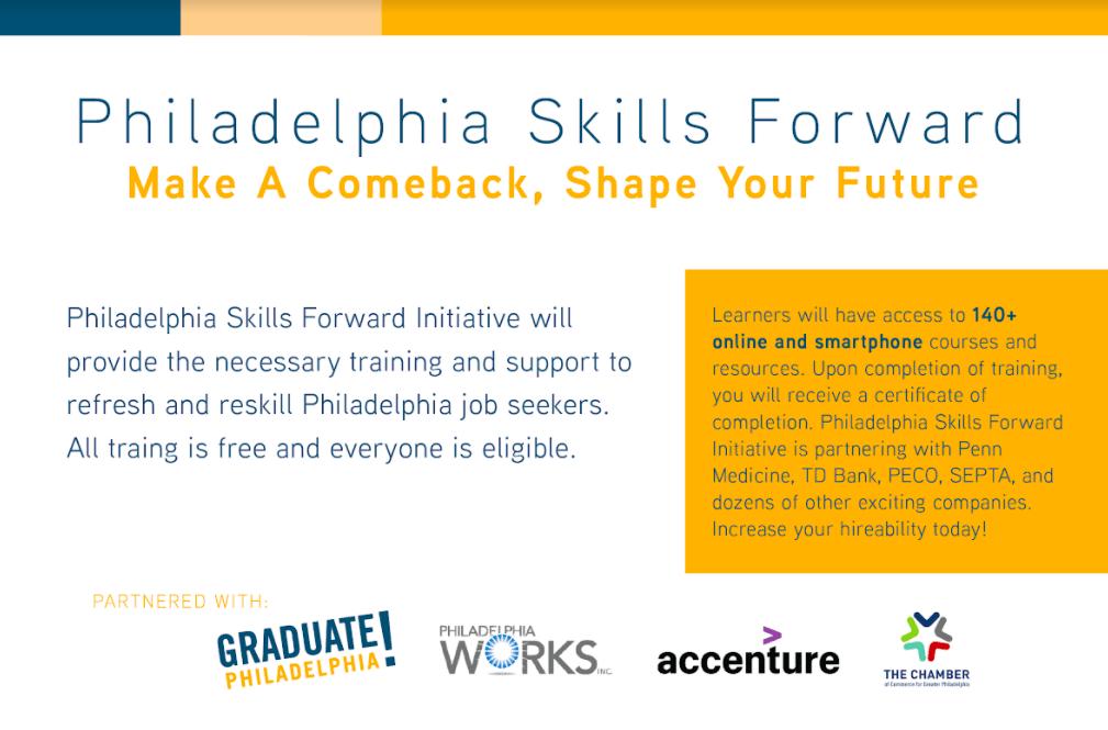 Philadelphia Skills Forward Initiative